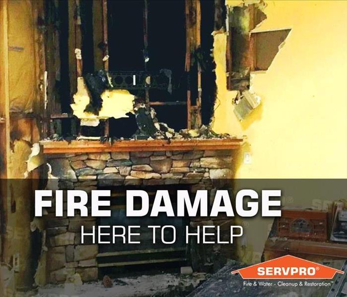Fire Damage Fire damage restoration and repair solutions for your Manhattan home