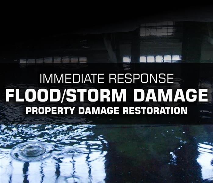 Storm Damage SERVPRO of Central Manhattan Responds to Flood or Storm Water Property Damage Immediately